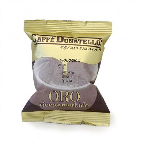 50 Capsule di CAFFÈ ORO BIOLOGICO...