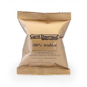 Caffè 100% ARABICA, 50 capsule