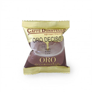 Caffè ORO DECISO, 100 capsule